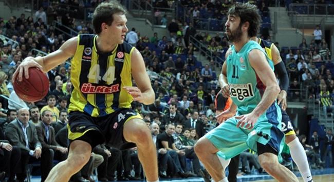 Fenerbahçe Ülker Başantrenörü Ertuğrul Erdoğan, bu sezon taraftarların beklediği basketbolun çok uzağında kaldıklarını, ancak play-off'ta yeni bir sayfa açacaklarını söyledi.