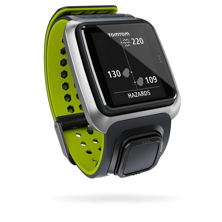 TomTom Golfer GPS Watch - Dark Grey