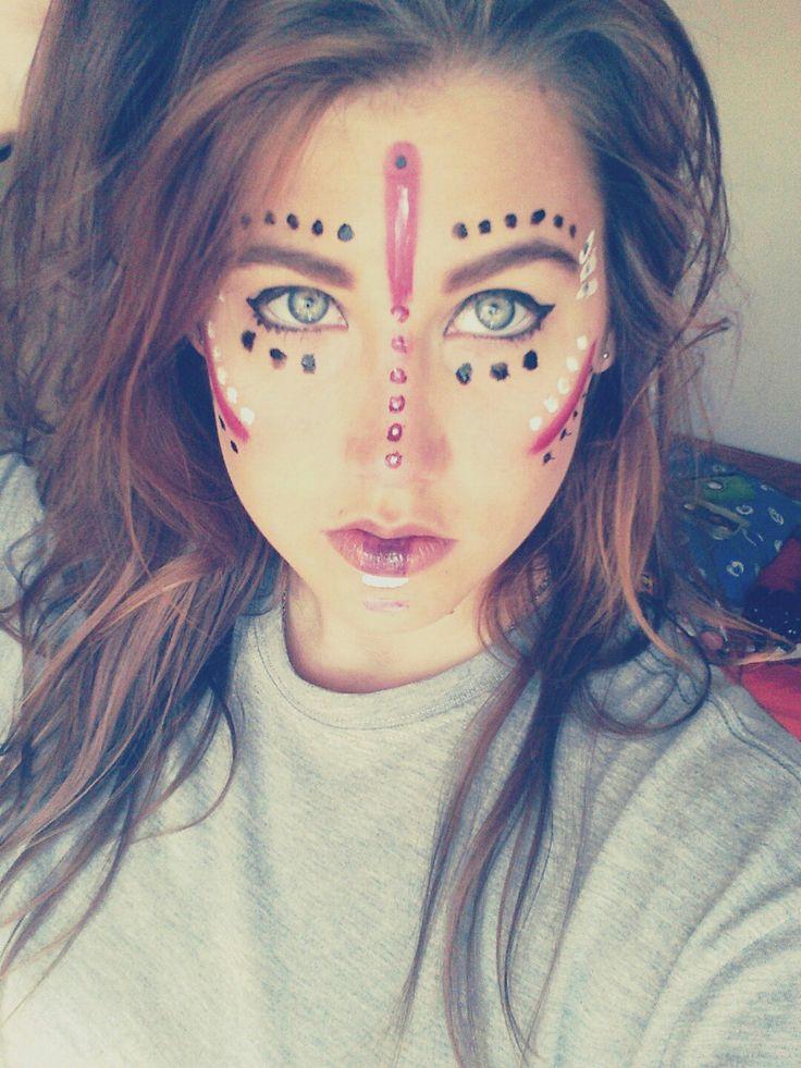 All aztech style princess!