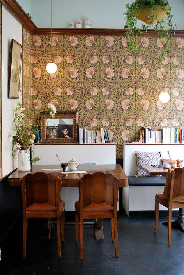 Cosy place. La chambre aux oiseaux brunch salon de thé (Paris)
