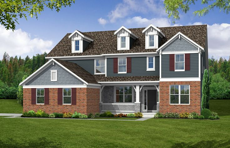 Home Features | Eden | New Home in Brooks Park | Pulte Homes