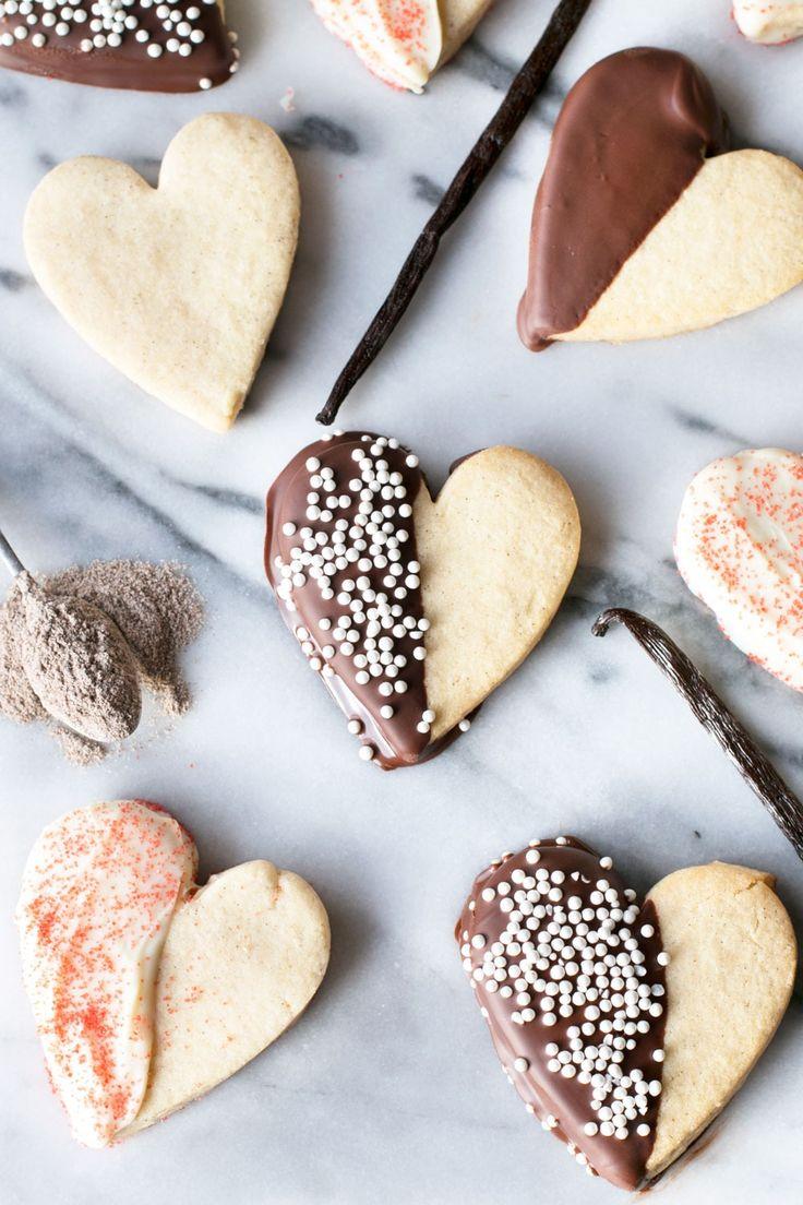 Vanilla Bean Cardamom Sugar Cookies