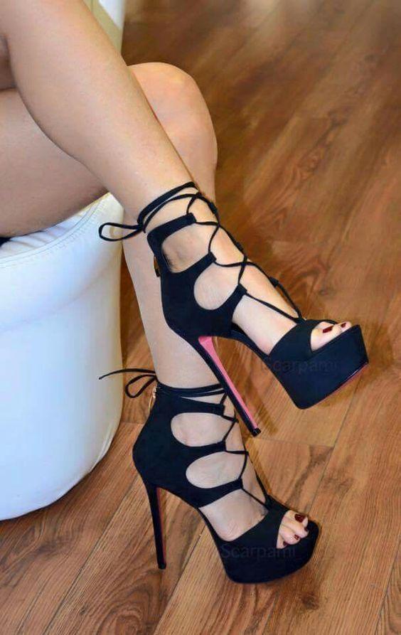 56 High Heel Schuhe für den Winterabschluss , #s…
