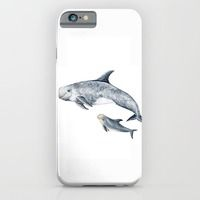 iPhone & iPod Case featuring Risso´s Dolphin by Chloe Yzoard
