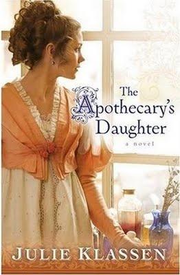The Apothecary's Daughter- Julie Klassen