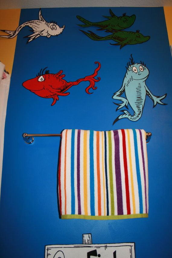 17 Best Images About MURALS DR SEUSS ROOM On Pinterest Dr Seuss Cats And