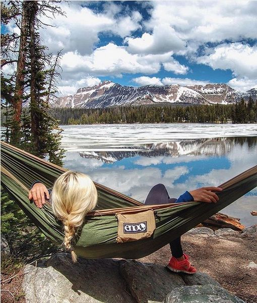 Favourite place to take a nap #hiking #outdoor