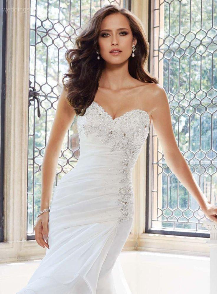 13 besten Hochzeitskleid Bilder auf Pinterest   Spitze, Schwarzes ...