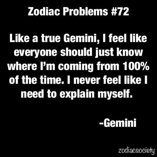 gemini: Gemini Quotes, Gemini M, My Daughters, Gemini So True, True I, Random Pin, True Sometimes, True Ppl, Haha So True