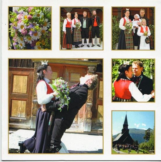 Manns bunaden til bryllupet er levert av Bunad For Menn