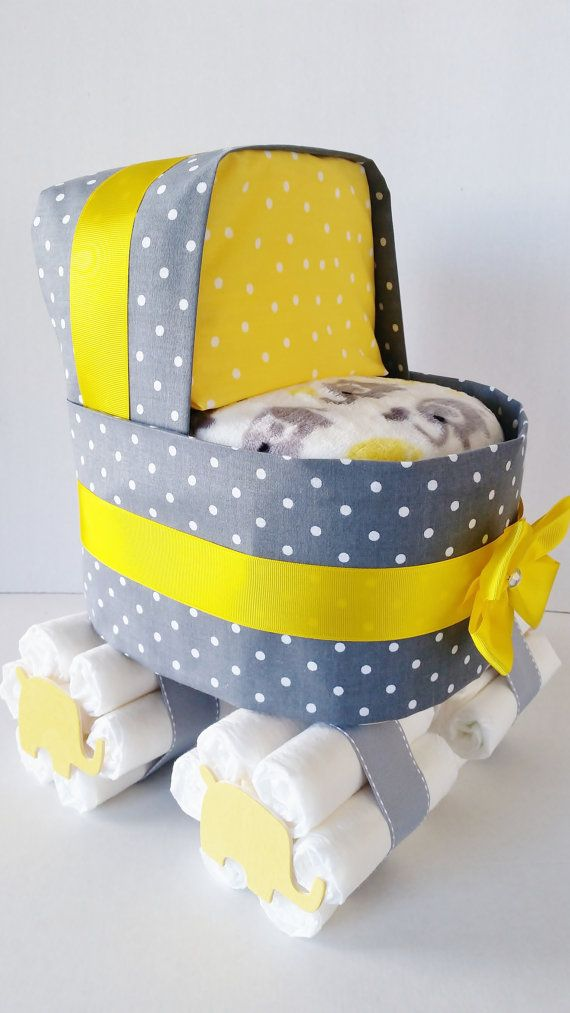 best  diaper stroller ideas on   homemade baby gifts, Baby shower invitation
