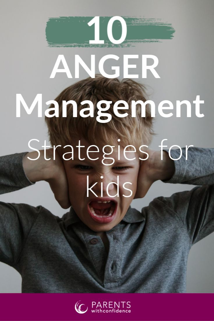 How To Help A Child Deal With Anger Now And Throughout Life