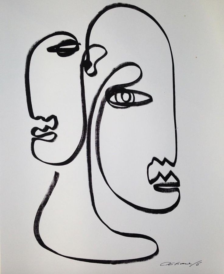 Møød. Sketch by Christiane Spangsberg #art #sketch