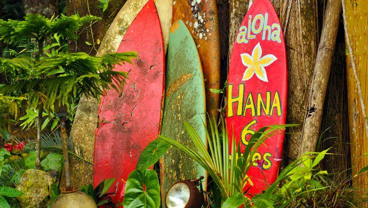 Aloha! Välkommen till Hawaii