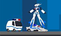 Mazinger z vs Robot Erizo - Juega a juegos en línea gratis en Juegos.com