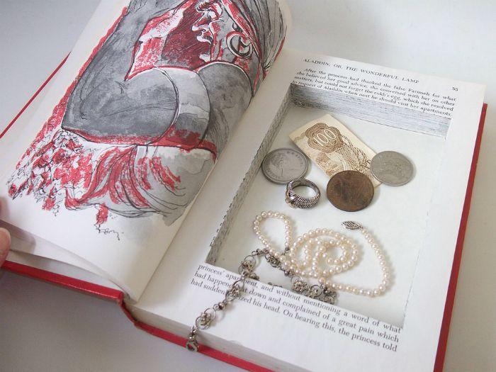10 využití pro staré knihy