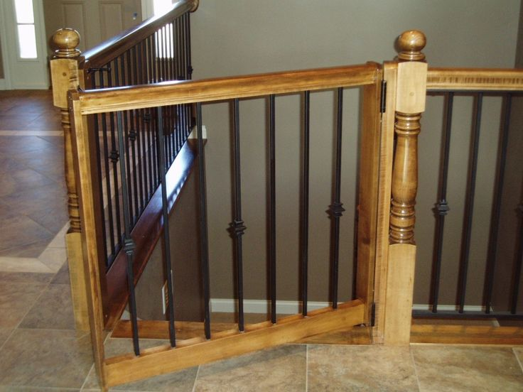 38 Best Images About Gate On Pinterest Stairs Pet Gate
