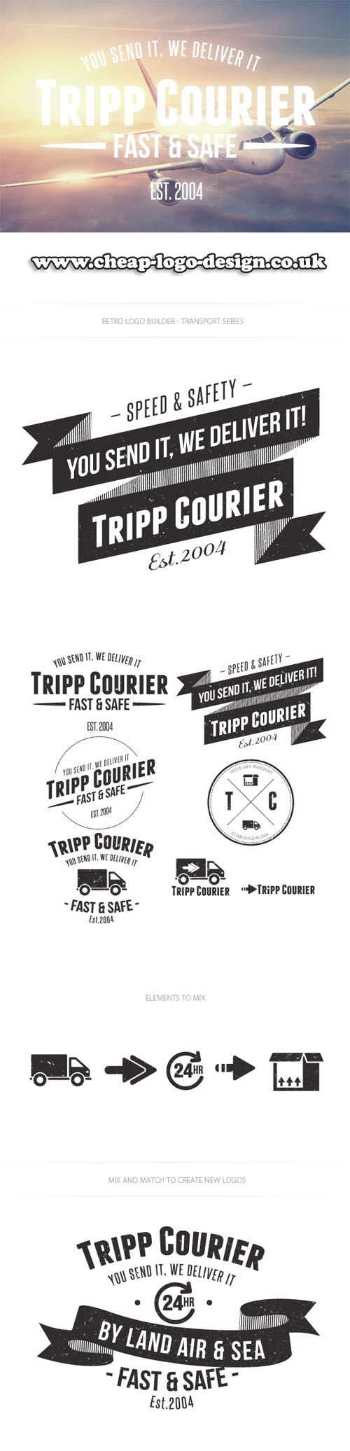 courier company logo design ideas www.cheap-logo-design.co.uk #courierlogo #logodesign #logos