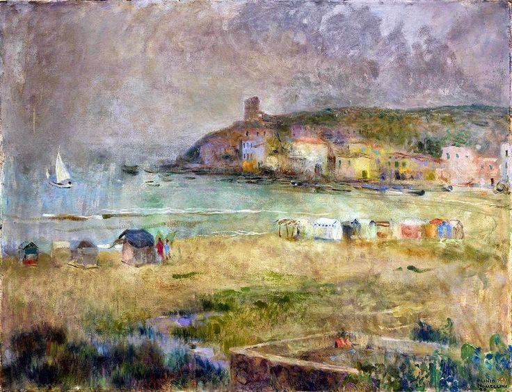 Plinio Nomellini (1866-1943)