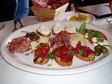Italian finger foods