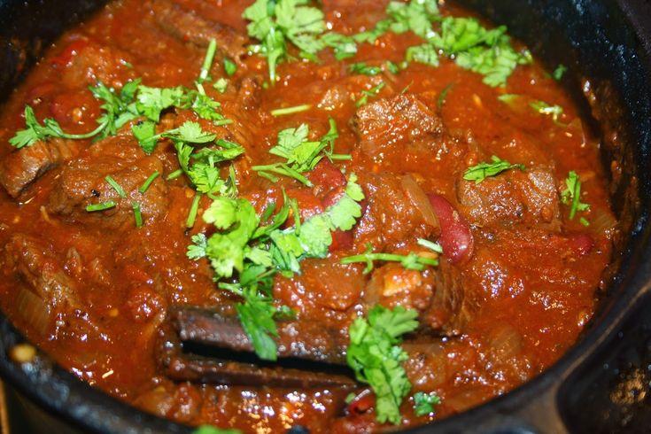 Ruokasurffausta: Uskomattoman hyvää chili con carnea pitkällä kaavaa
