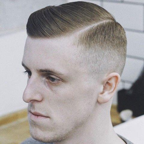 Elegant Frisuren Männer Testen Foto