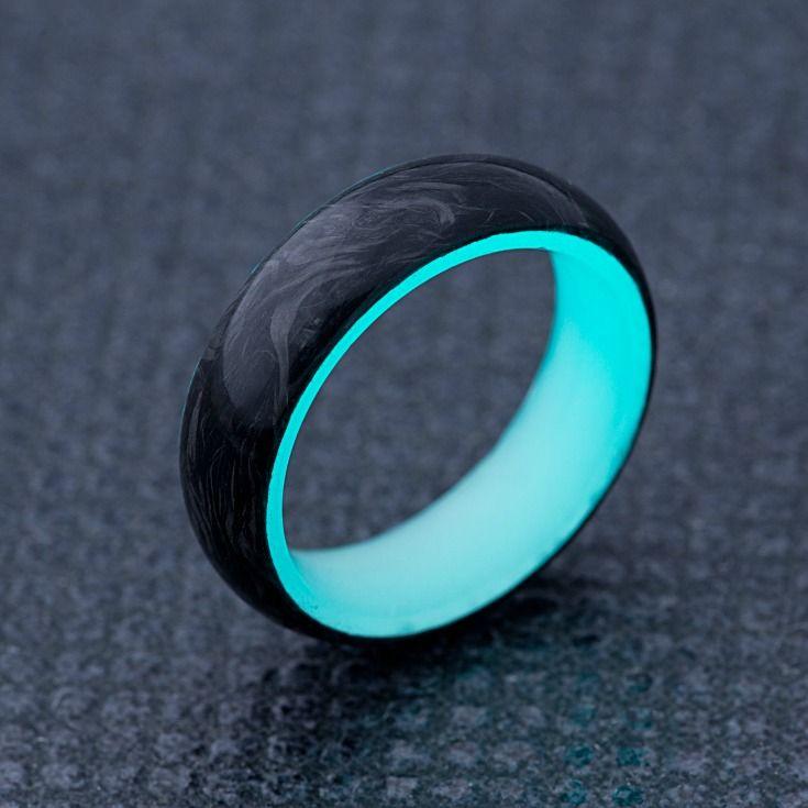 35 best Glow Rings images on Pinterest Carbon fiber Carbon fiber