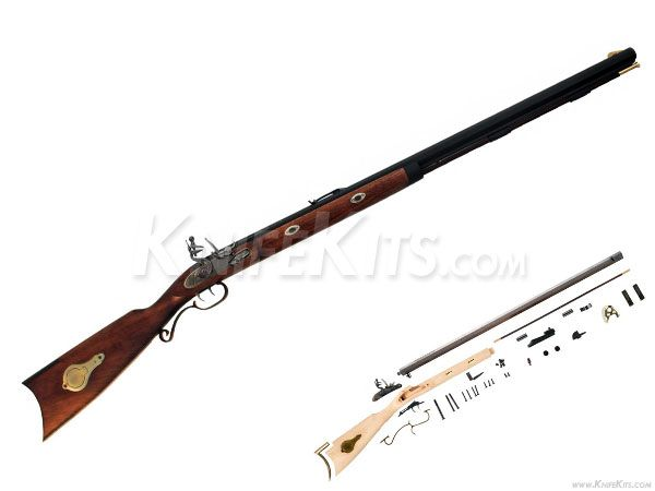 Traditions™ - Mountain - Black Powder Rifle - (.50/Flintlock) - Parts Kit