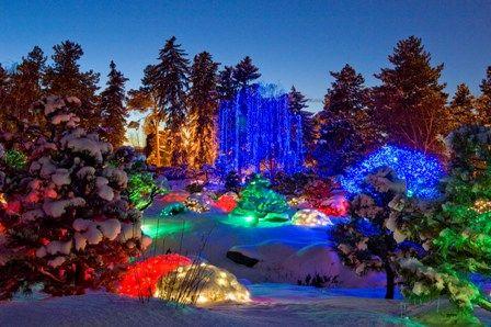 The Denver Botanic Gardens is a public botanical garden located in the Cheesman Park neighborhood of Denver, Colorado.