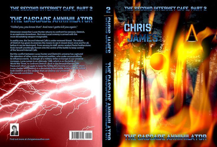 Full cover of Cascade Annihilator