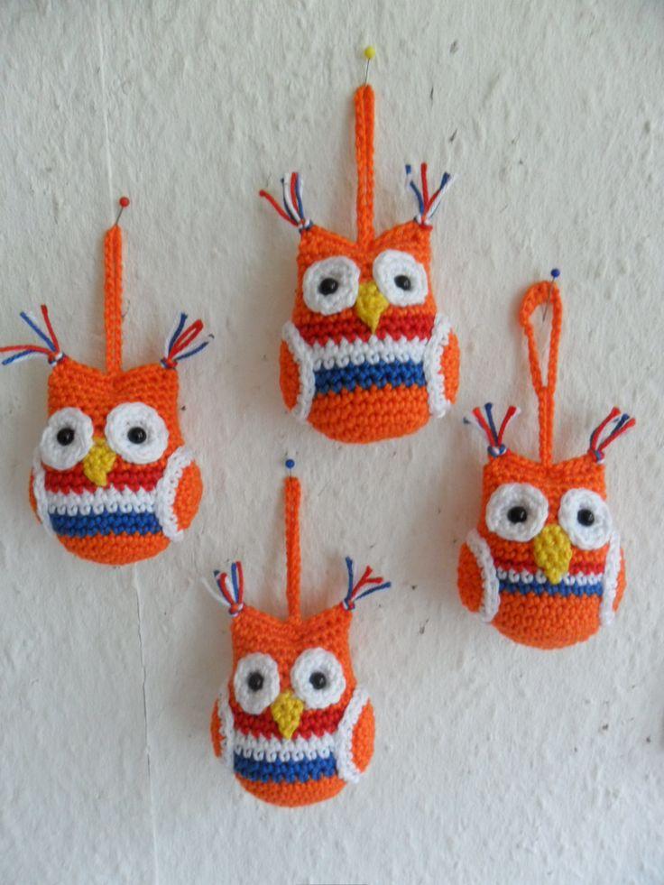 keychain owls