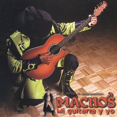 Banda Machos - Mi Guitarra Y Yo