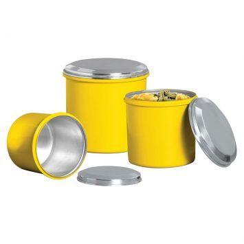Jogo de mantimentos kitchen - daisy - Westwing.com.br - Tudo para uma casa com estilo