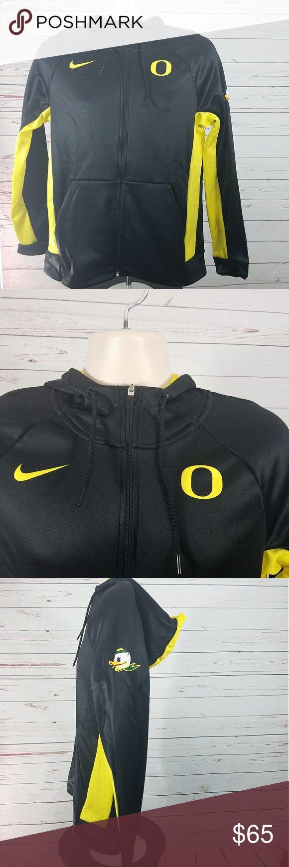 Oregon Ducks Hoodie Nike Medium Brand new women's hoodie by Nike Size medium hang 1 Nike Jackets & Coats