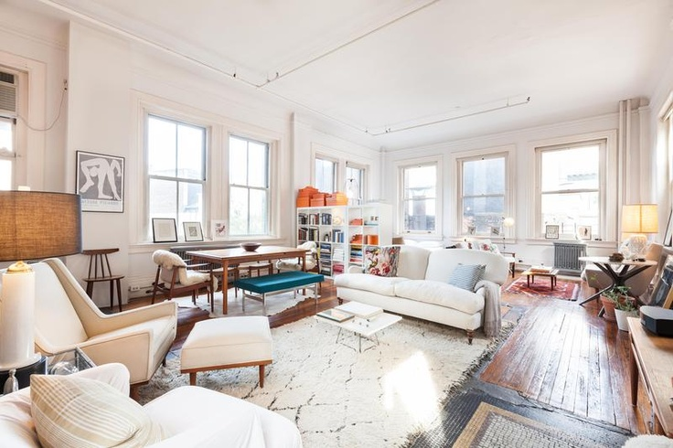 1000 Images About NYC Loft Apartments On Pinterest Eric Schmidt New York