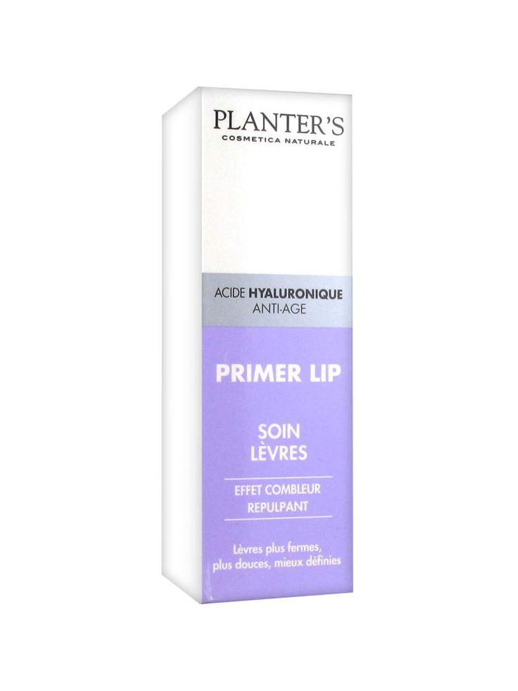 Planter's Acide Hyaluronique Primer Lip Soin Lèvres 10 ml - Prix bas ici