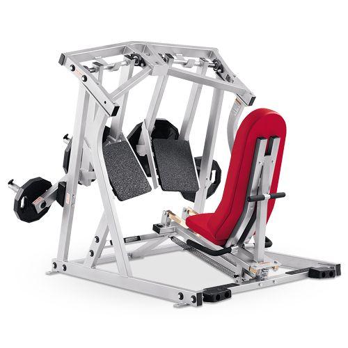 leg press machine fitness