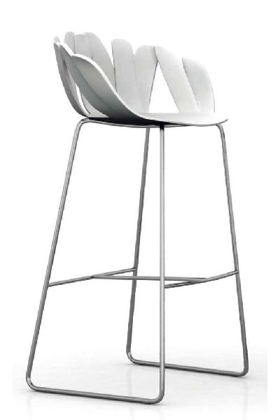 Daisy Bar Stool available in grey or white. R 1603.00 available at Chair Crazy #bar #stool #chair #southafrica #chaircrazy