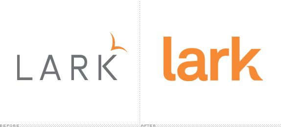 lark  before   after  ...