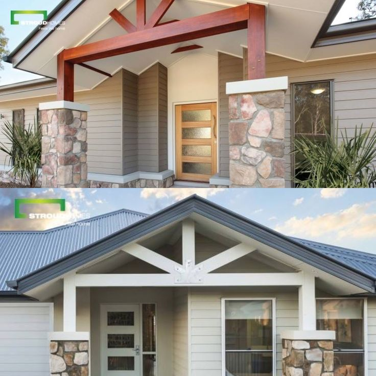 PAINTED vs. STAINED – HELP US CHOOSE! Stroud Homes Tweed Heads are divided on which façade option we should choose for our Ballina Display Home – due to open at the beginning of 2016. Please help us settle our office rivalry and leave a comment below letting us know which option you would choose if this was your home! Take a look at our WHAT WOULD YOU CHANGE? Post here: https://www.facebook.com/StroudHomes/posts/1166491743365650 And give us your feedback on the floor plan of our display.