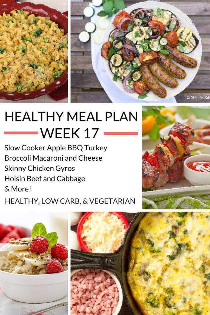 225 best Healthy Meal Plans images on Pinterest | Narrow kitchen ...