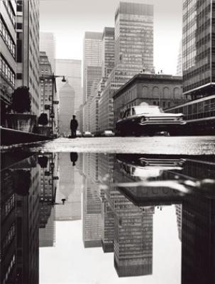 Park Avenue, NYC, 1964  Mario De Biasi