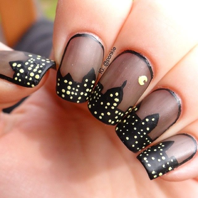 Instagram photo by ponkle #nail #nails #nailart