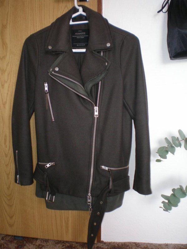 Značková biker jacket