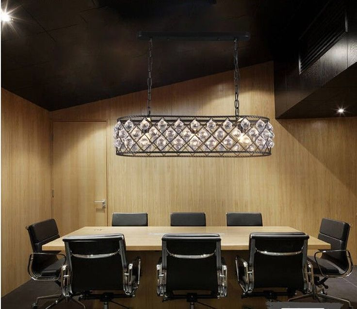 Luxury Modern European K9 Crystal Dining Living Room Chandelier Lighting  #Helix #Modern