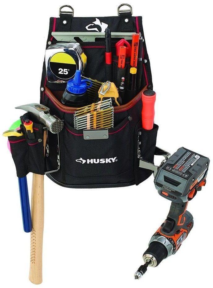 Best 25 Husky Tool Bag Ideas On Pinterest Electrical