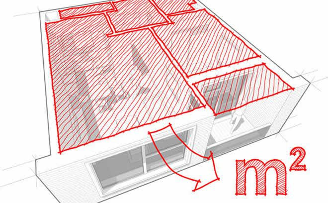 calcular metro-quadrado-terren-casa-apartamento