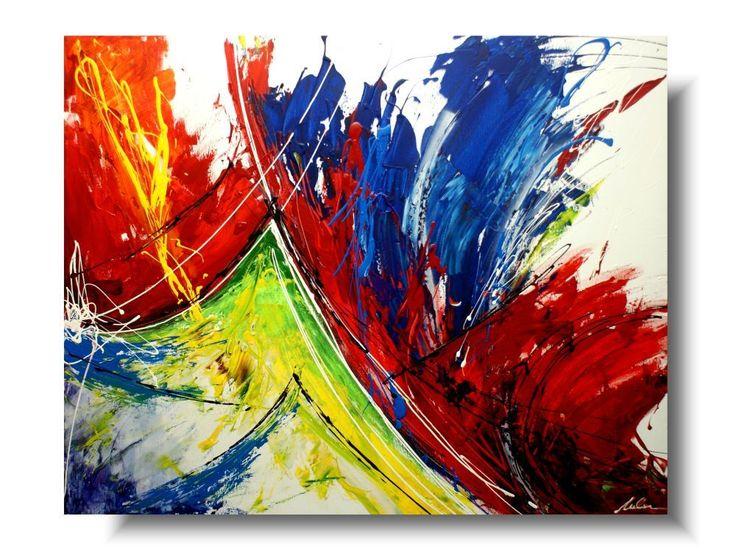 Obraz abstrakcja. Obrazy ręcznie malowane na płótnie. #obrazabstrakcja #obrazyabstrakcyjne #obrazyreczniemalowane