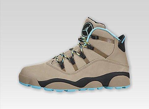 6a59ddf3fa3045 Discover ideas about Popular Sneakers. Air Jordan Winterized 6 Rings(Khaki Gamma  Blue Black Varsity Maize) ...