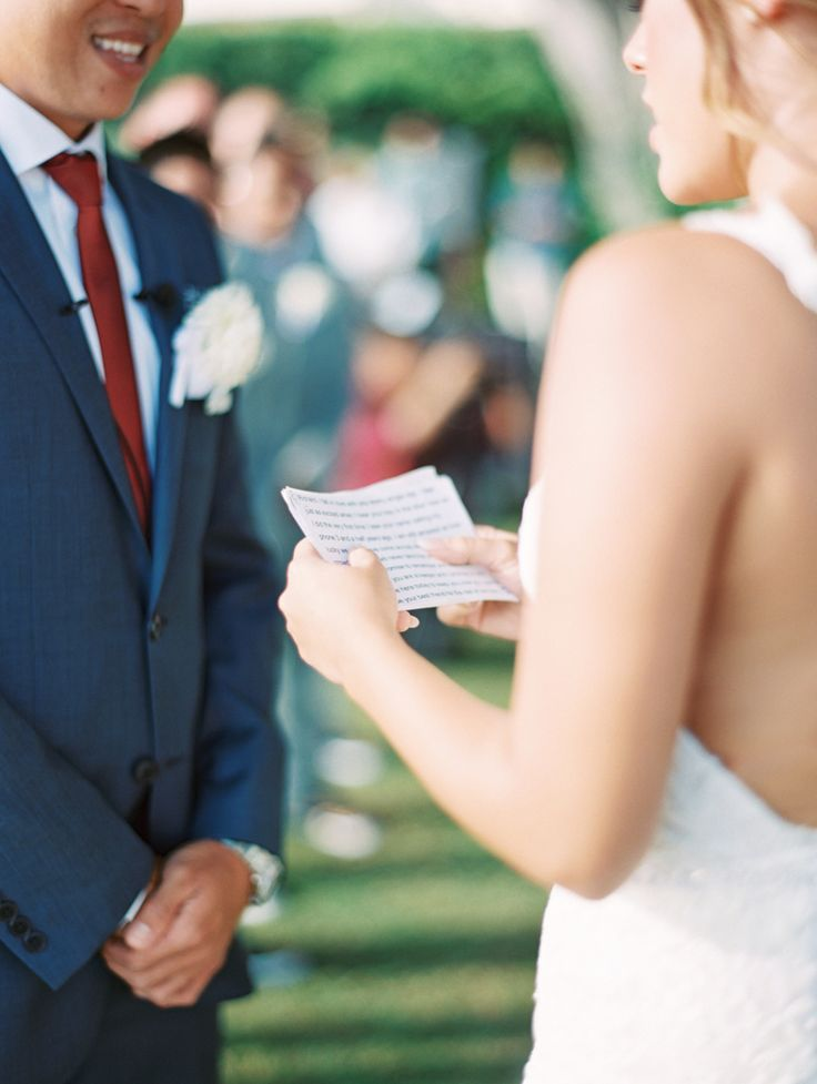 Best Tips Ever On How To Write Your Own Vows